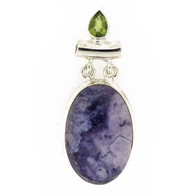 tiffany stone and peridot 7337