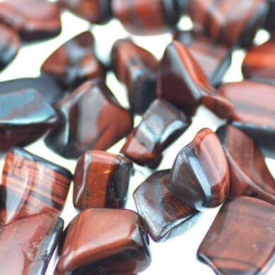 Tigers Eye - Red