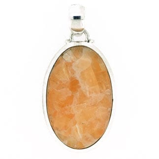 Orange-Calcite-Pendant-8.4-grams-7419