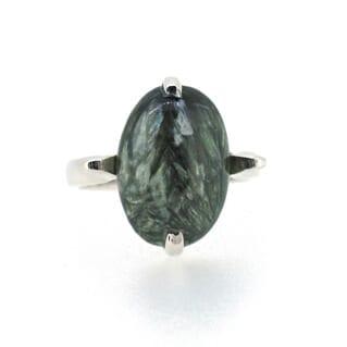 Seraphinite-Ring-Size-O-7390a
