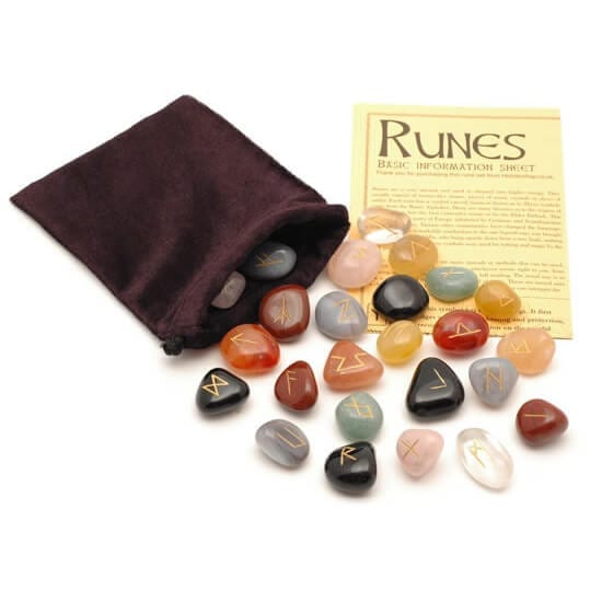 Mixed Crystal Runes