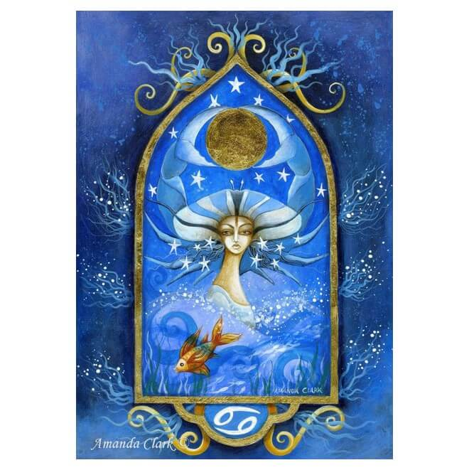Cancer Card by Amanda Clark
