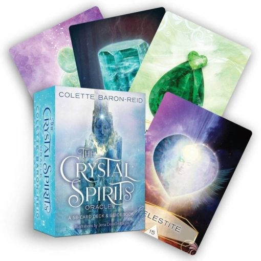 The Crystal Spirits Oracle