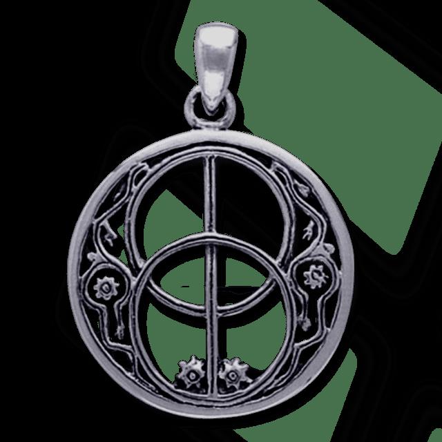 Gaia Stone Pendulum